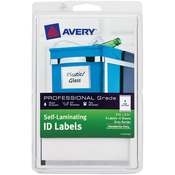 "3.75""X5.75"" 4/Pkg - Self-Laminating ID Labels"