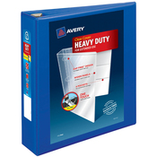 Pacific Blue - Heavy-Duty View Binder 2""