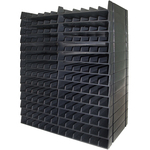 Holds 168 - Spectrum Noir Marker Storage Racks Black 14/Pkg - Empty