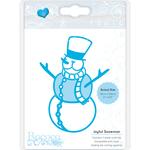 Joyful Snowman - Tonic Studios Rococo Christmas Die