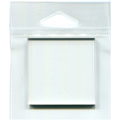 "Joggles Clear Acrylic Stamp Mount 2""X2"""