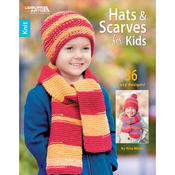 Hats & Scarves For Kids - Leisure Arts