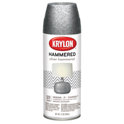 Silver - Hammered Finish Paint 12oz