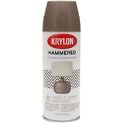 Brown - Hammered Finish Paint 12oz