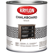 Black - Chalkboard Paint Quart