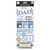 Dad - Specialty Stickers