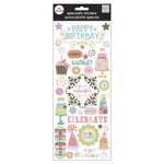Happy Birthday - Specialty Stickers
