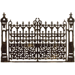 Gothic Gate - Sizzix Thinlits Dies By Tim Holtz