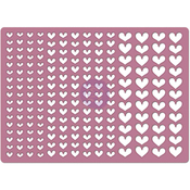 Hearts - Prima Marketing Confetti Metal Die