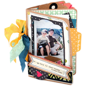 Mini Album - Sizzix Thinlits Dies 14/Pkg