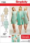 6-8-10-12-14 - SIMPLICITY DRESSES