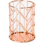 Copper - Wire Pencil Cup