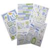 Sweet Baby Boy - Glitter Stickers Value Pack