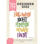 Halloween Night Word - Echo Park Dies