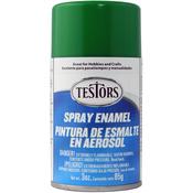 Gloss Green - Testors Spray Enamel 3oz