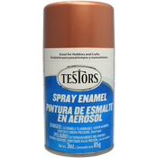 Metallic Copper - Testors Spray Enamel 3oz