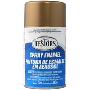 Metallic Gold - Testors Spray Enamel 3oz