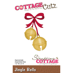 "Jingle Bells, 1.2""X2"" - CottageCutz Die"