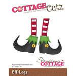 "Elf Legs, 2.7""X2"" - CottageCutz Die"