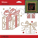 Bling Holiday Gifts - Jolee's Boutique Dimensional Stickers