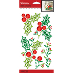 Bling Holly Berries - Jolee's Boutique Dimensional Stickers