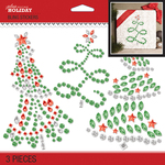 Bling Holiday Trees - Jolee's Boutique Dimensional Stickers