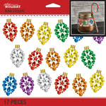 Bling Holiday Lights - Jolee's Boutique Dimensional Stickers