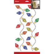 Holiday Lights Mega Bling - Jolee's Boutique Dimensional Stickers