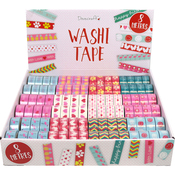 Everyday, MSRP $2.99 Per Roll - Dovecraft Washi Tape 96/Box