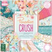 "Paradise Crush, 16 Designs/3 Each - First Edition Premium Paper Pad 12""X12"" 48/Pkg"