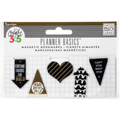 Gold - Create 365 Happy Planner Mini Magnetic Clips