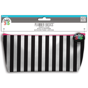 The Happy Planner Pencil Pouch - Black & White