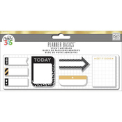 Gold - Create 365 Happy Planner Sticky Notes 140/Pkg