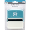 Checklist - Create 365 Happy Planner Self-Inking Stamp Me And My Big Ideas-Create 365 Happy Planner Self Inking Stamp: Checklist. Add icons to your projects with this stamp! This package contains one 4x3x1-1/2 inch self-inking stamp. Conforms to ASTM D 4236. Comes in a variety of designs. Each sold separately. Imported.