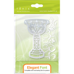 Elegant Font - Tonic Studios Rococo Die