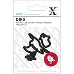 Robin - Xcut Mini Decorative Die