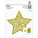 Filigree Christmas Star - Xcut Decorative Die