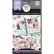 Create 365 Happy Planner Sticker Value Pack, Basics, 1829/Pkg -