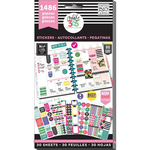 Everyday, 1486/Pkg - Create 365 Happy Planner Sticker Value Pack