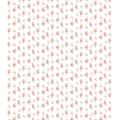 "Tossed Roses - Craft Consortium Decoupage Papers 13.75""X15.75"" 3/Pkg"