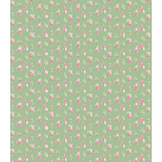 """Tossed Roses Green - Craft Consortium Decoupage Papers 13.75""""X15.75"""" 3/Pkg"""