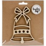 Medium Bell - Lucky Dip Wood Flourish