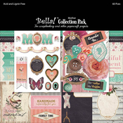 "Mother - Bella! Collection Pack 12""X12"""