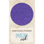 Iris - Blue Fern Embossing Powder 1oz