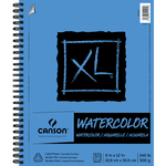 """Canson XL Watercolor Pad 9""""X12"""""""