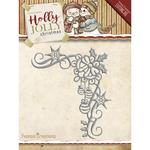 Christmas Decoration - Find It Trading Yvonne Creations Holly Jolly Die