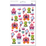 Fairy Tale - 3D Gel Foil Stickers