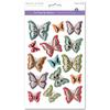 Butterfly Blast - 3D Foil Pop-Up Stickers