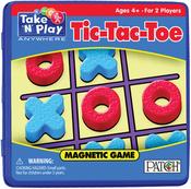 Tic-Tac-Toe - Take 'n' Play Anywhere Magnetic Game