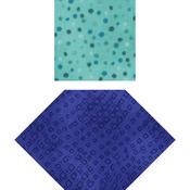"Honeycombs & Squares 1"" & 1.5"" Sides - Sizzix Bigz Dies Fabi Edition"